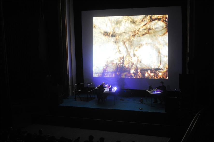 Morton Subotnick Performance 4