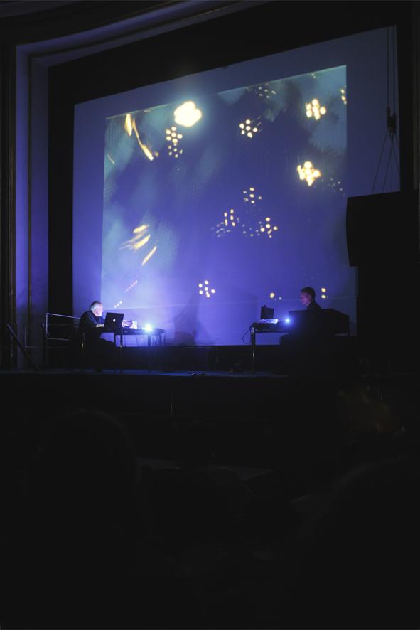 Morton Subotnick Performance 5